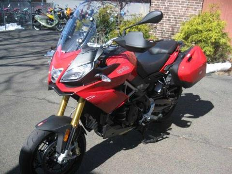 2015 Aprilia Caponord 1200 ABS Travel Pack in New Haven, Connecticut