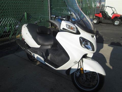 2009 Suzuki Burgman™ 650 Exec in Philadelphia, Pennsylvania