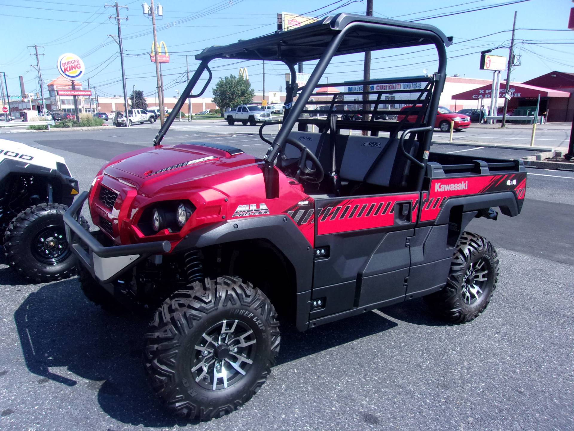 2018 Kawasaki Mule PRO-FXR in Philadelphia, Pennsylvania - Photo 1