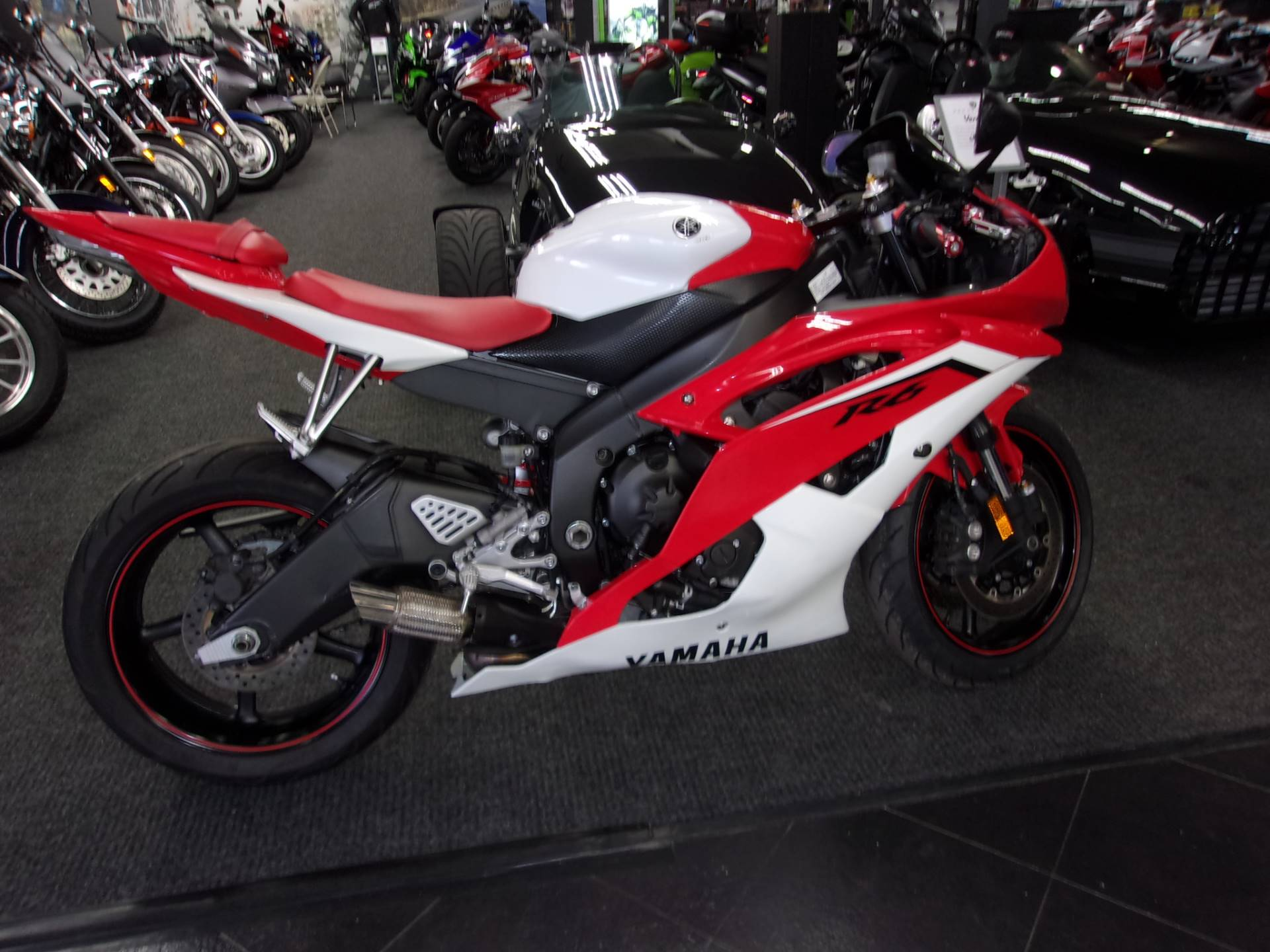 2009 Yamaha YZF-R6 for sale 76211