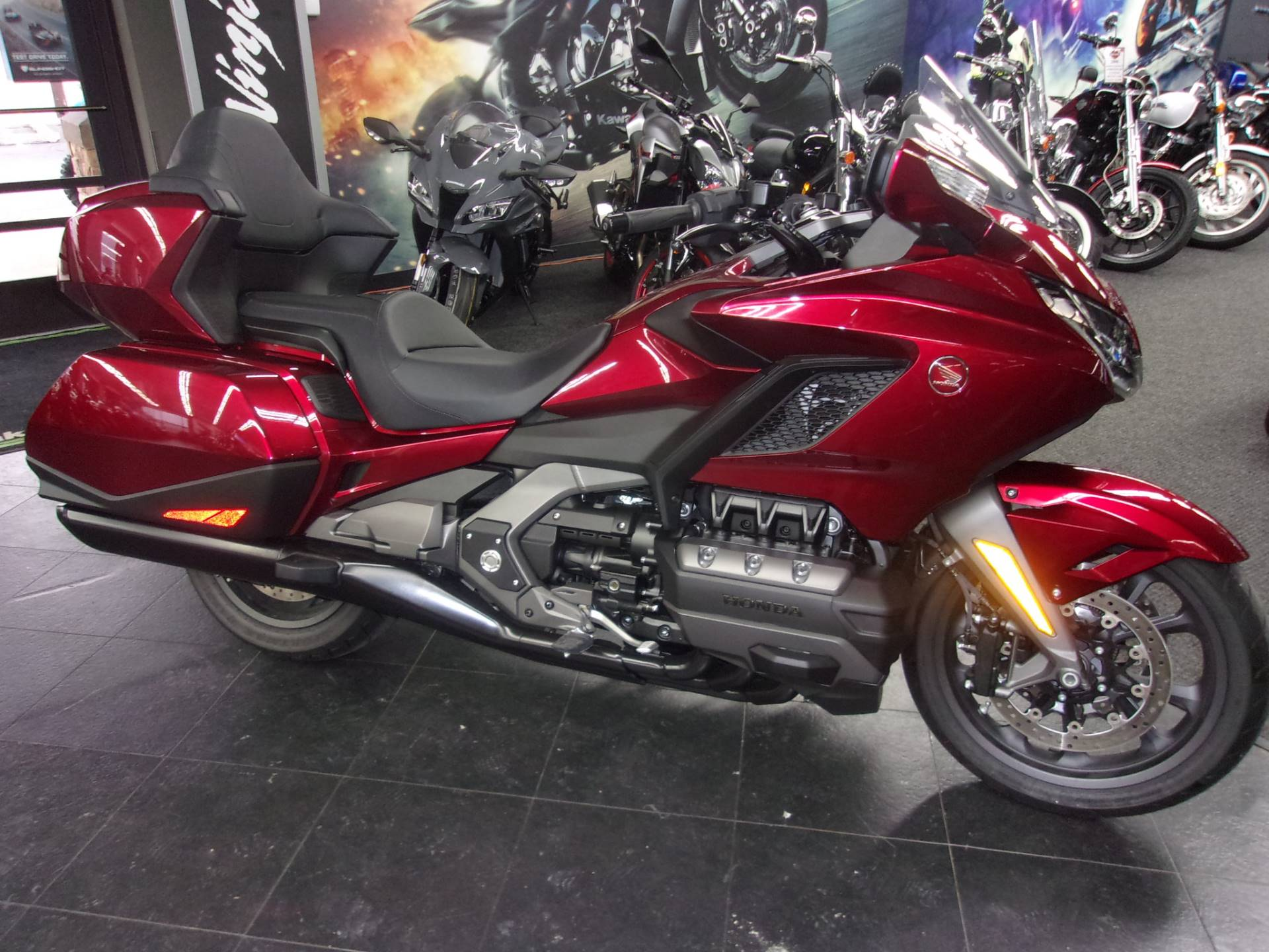 2018 Honda Gold Wing in Philadelphia, Pennsylvania - Photo 1