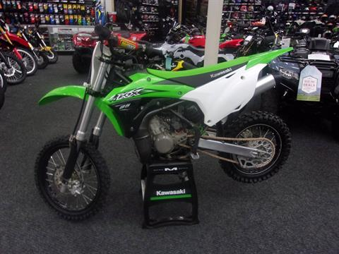 2016 Kawasaki KX85 in Philadelphia, Pennsylvania