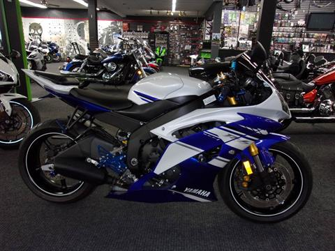 2014 Yamaha YZF-R6 in Philadelphia, Pennsylvania