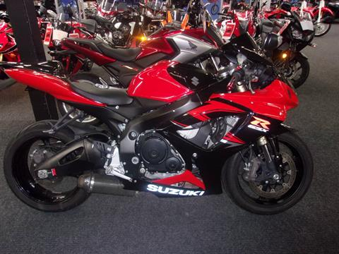 2006 Suzuki GSX-R600™ in Philadelphia, Pennsylvania