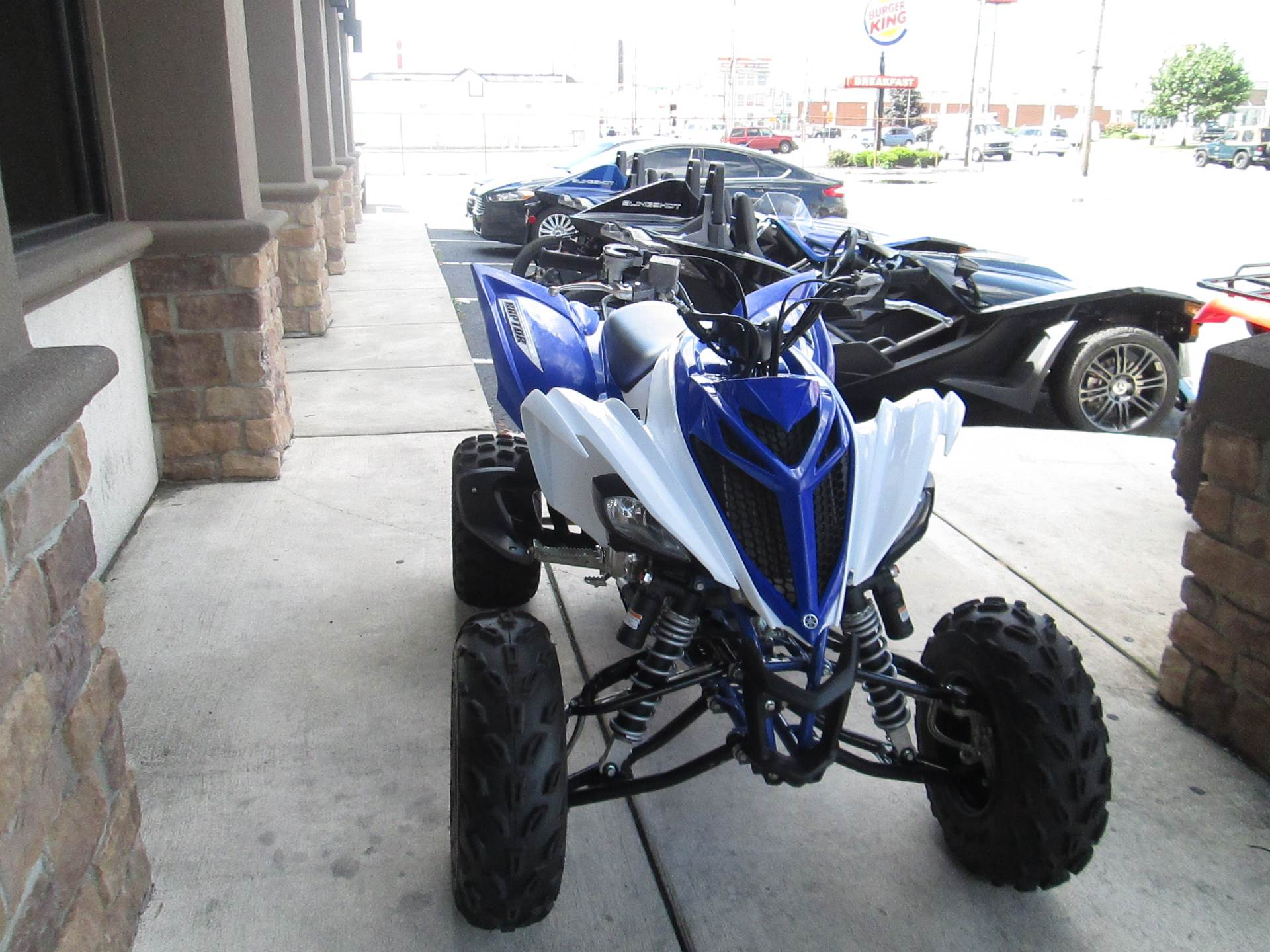 2016 Yamaha Raptor 700 for sale 45129