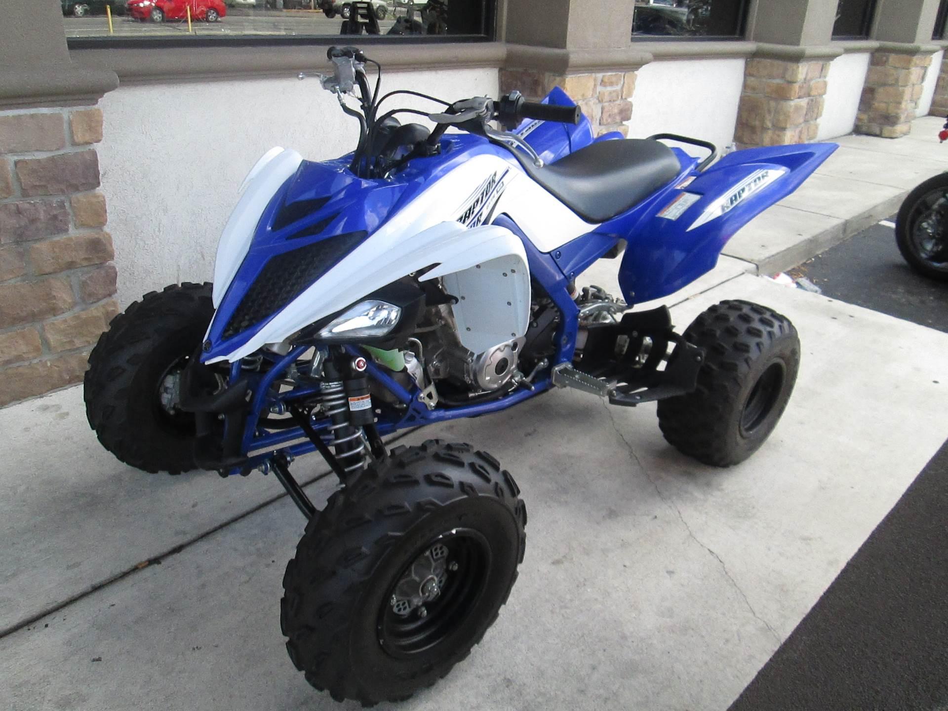 2016 Yamaha Raptor 700 2