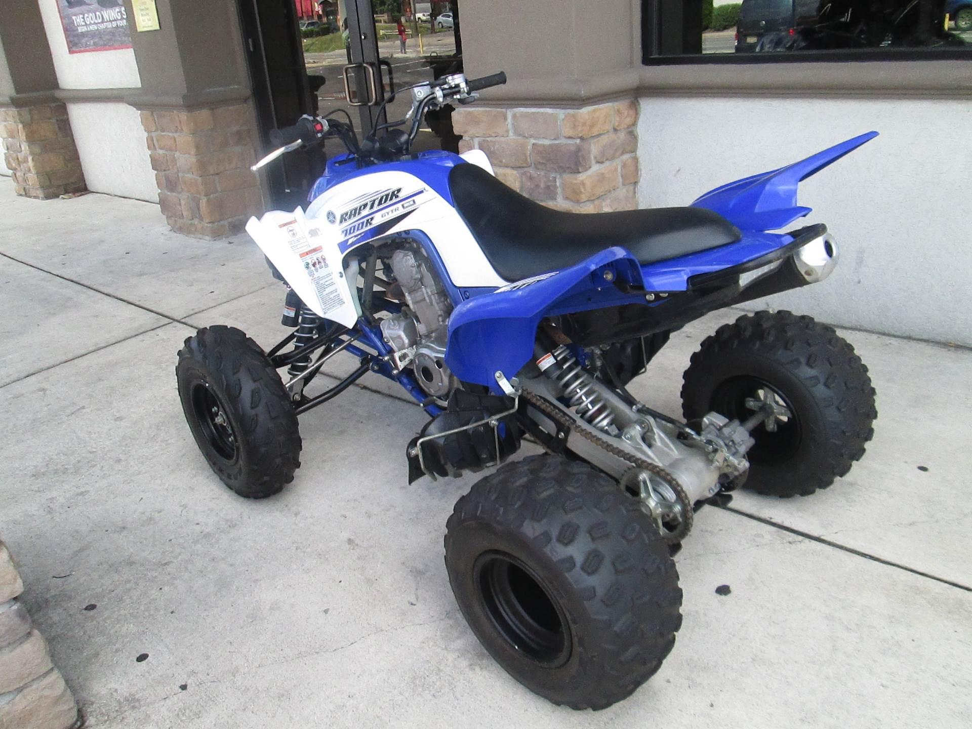 2016 Yamaha Raptor 700 3
