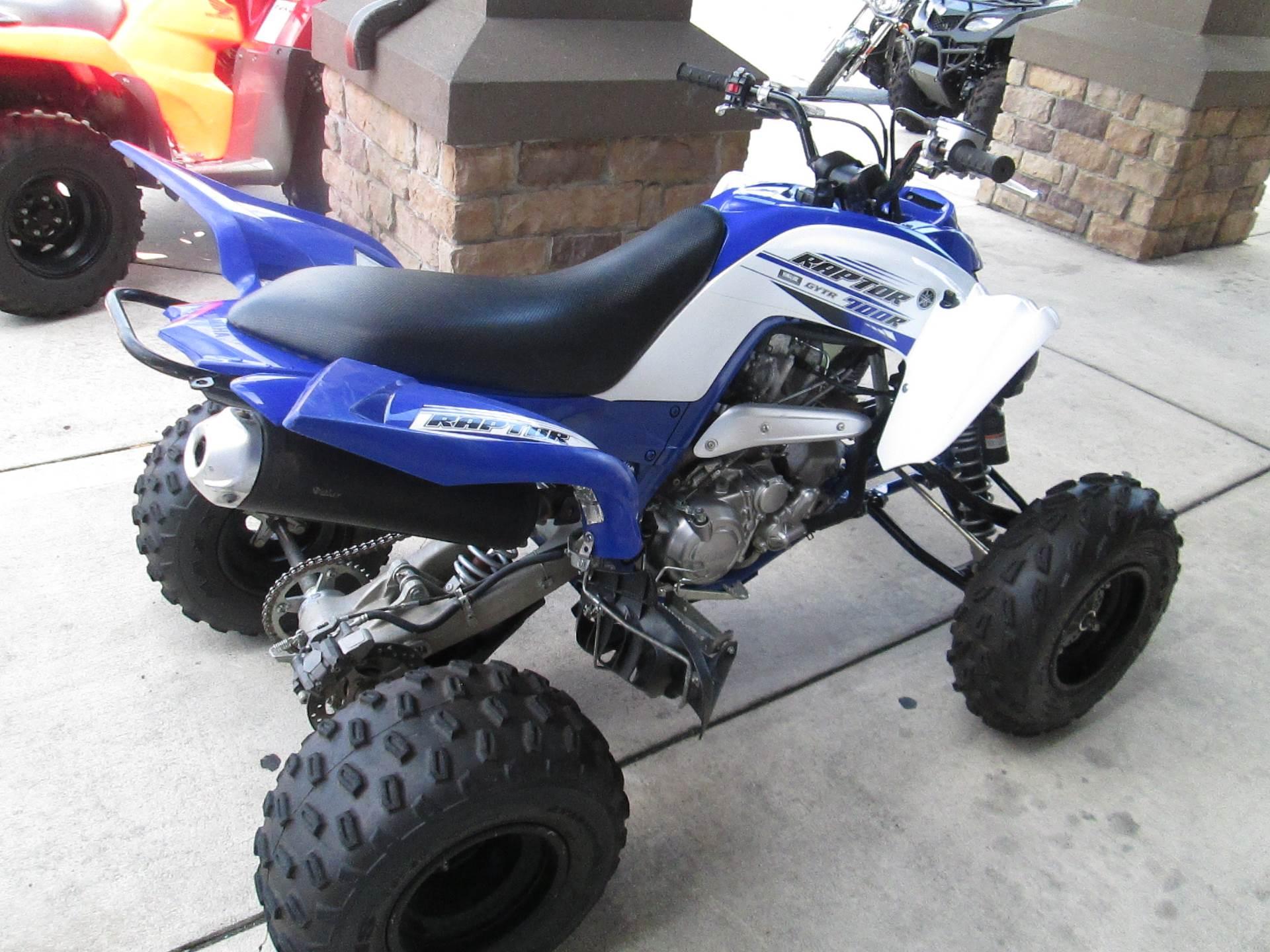 2016 Yamaha Raptor 700 5