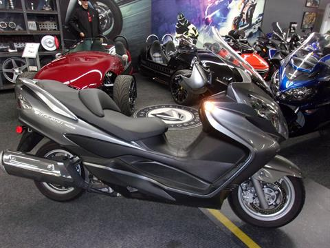 2011 Suzuki Burgman™ 400 ABS in Philadelphia, Pennsylvania