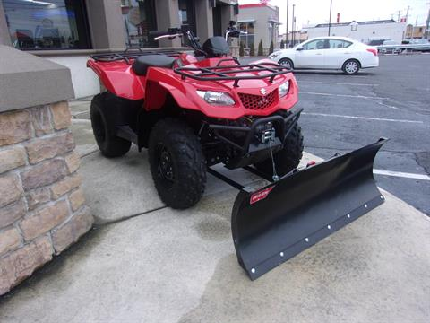 2018 Suzuki KingQuad 400ASi in Philadelphia, Pennsylvania