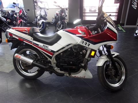 1984 Honda INTERCEPTOR 500 in Philadelphia, Pennsylvania - Photo 1