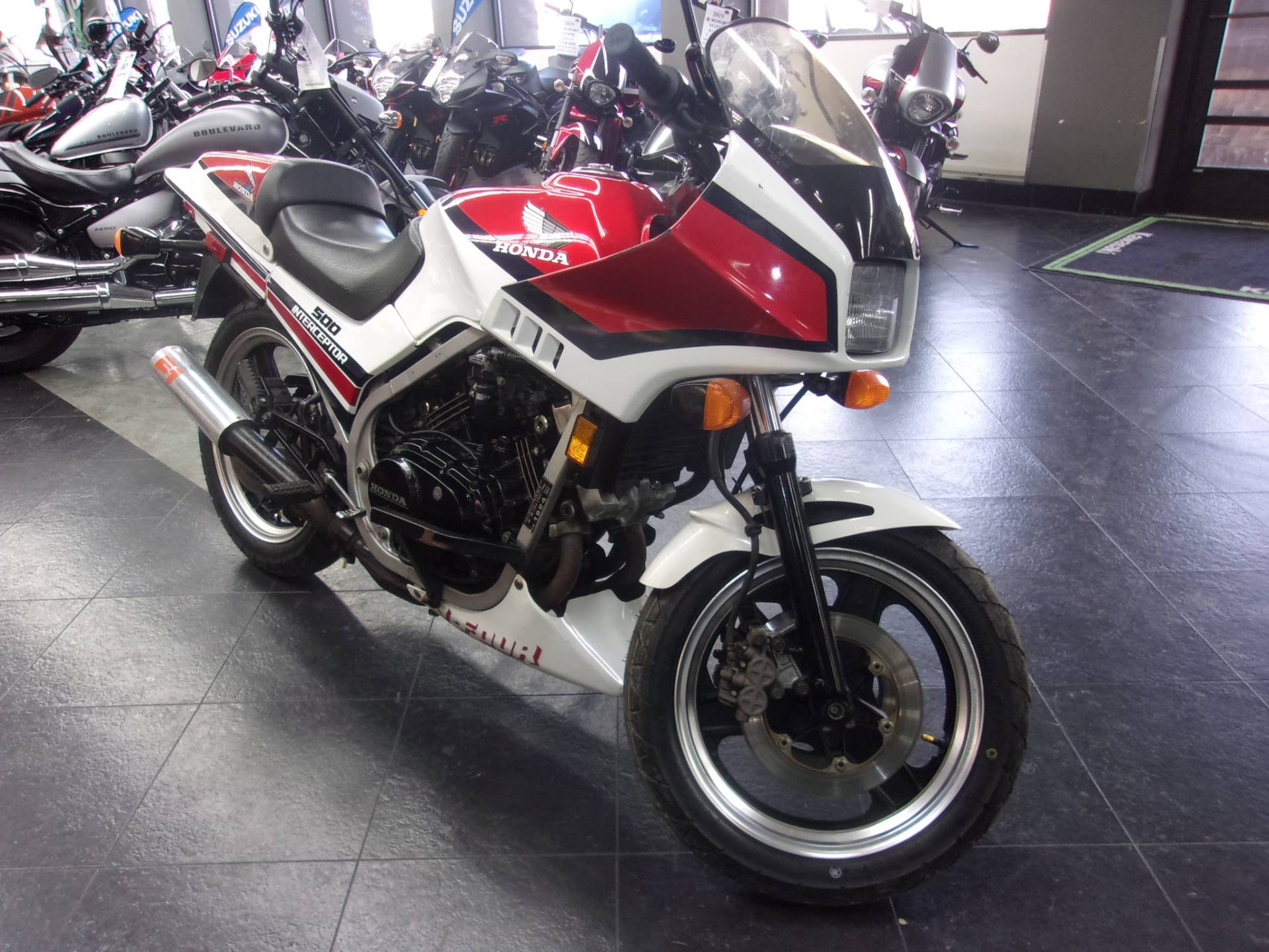 1984 Honda INTERCEPTOR 500 in Philadelphia, Pennsylvania - Photo 2