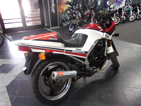 1984 Honda INTERCEPTOR 500 in Philadelphia, Pennsylvania - Photo 4