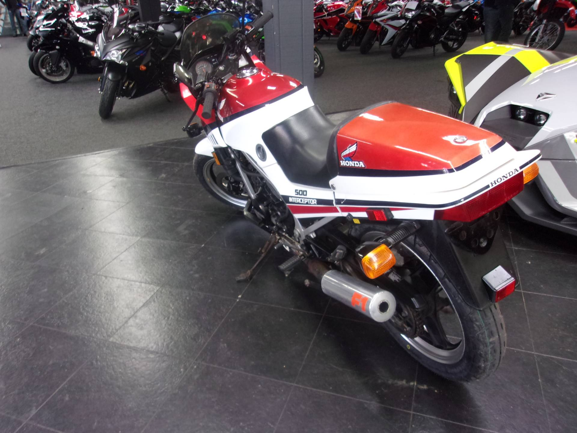 1984 Honda INTERCEPTOR 500 in Philadelphia, Pennsylvania - Photo 6