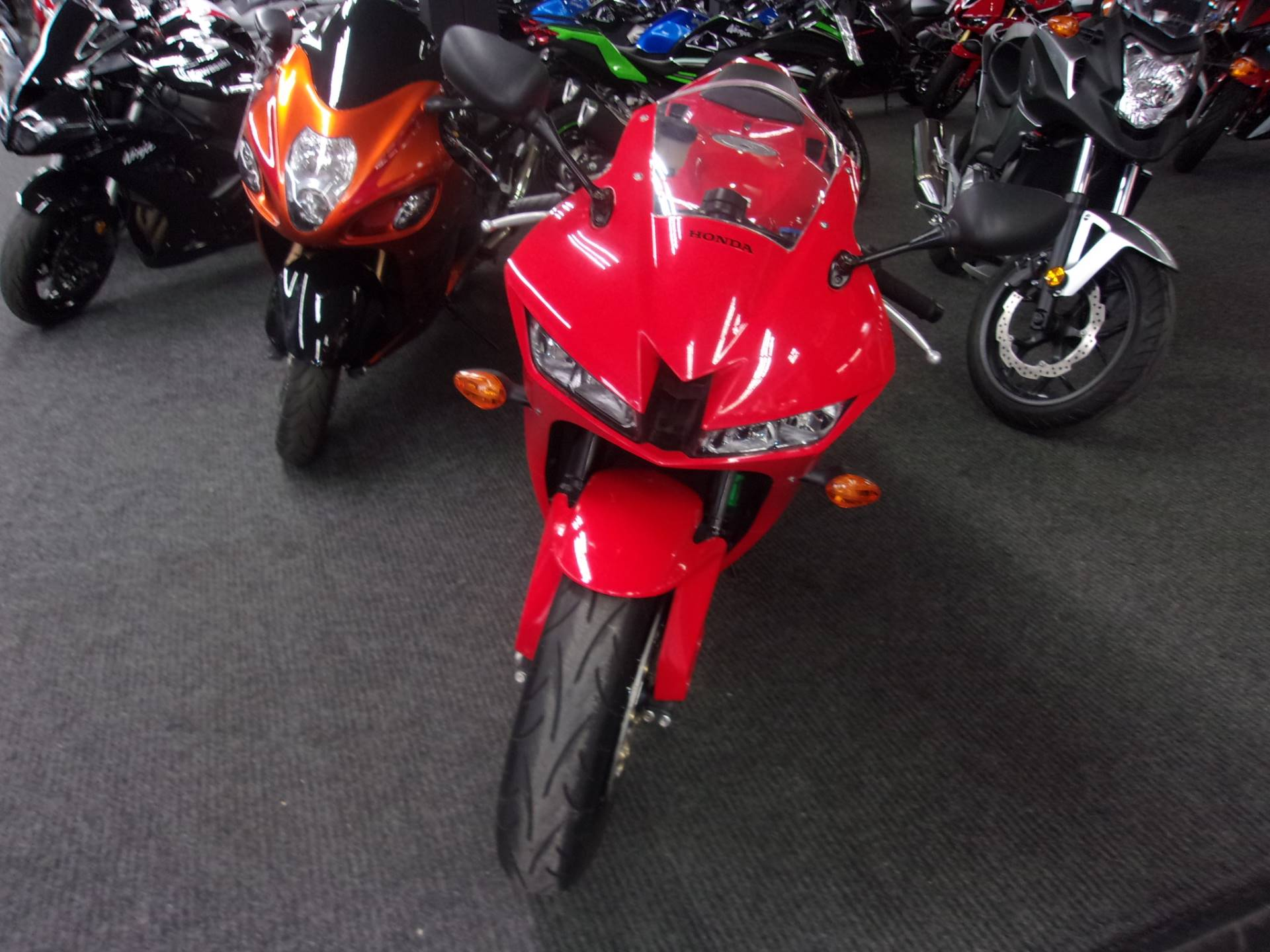 2013 Honda CBR®600RR in Philadelphia, Pennsylvania