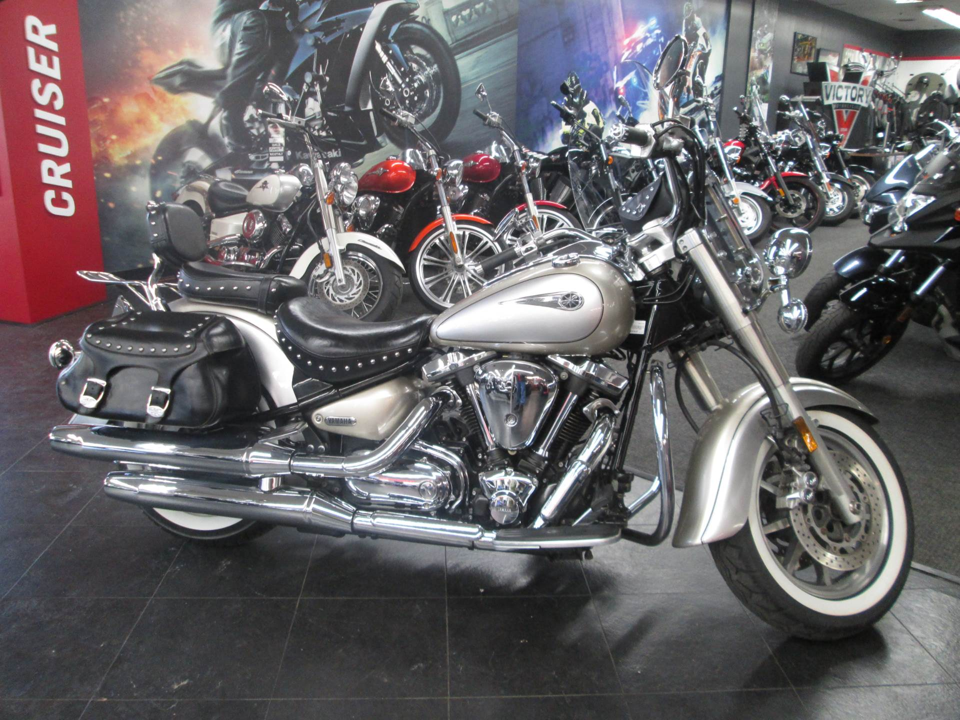 2005 Yamaha Road Star Silverado® in Philadelphia, Pennsylvania