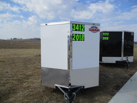 2018 cargo mate e series wedge 6x12 in Highland, Illinois