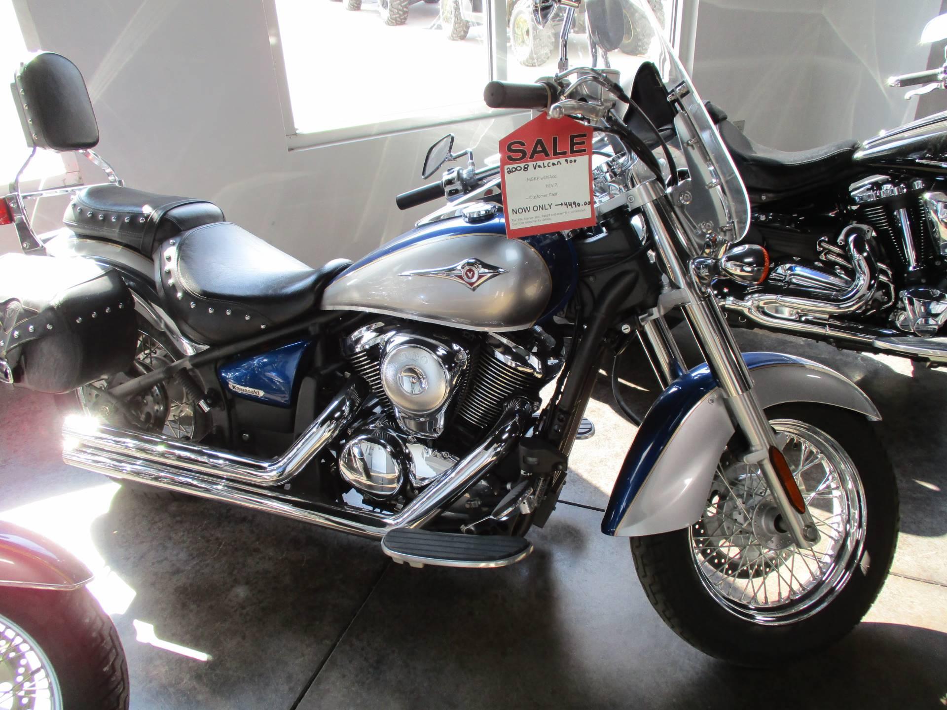 Used 2008 Kawasaki vulcan 900 classic Motorcycles McGinley Kawasaki ...