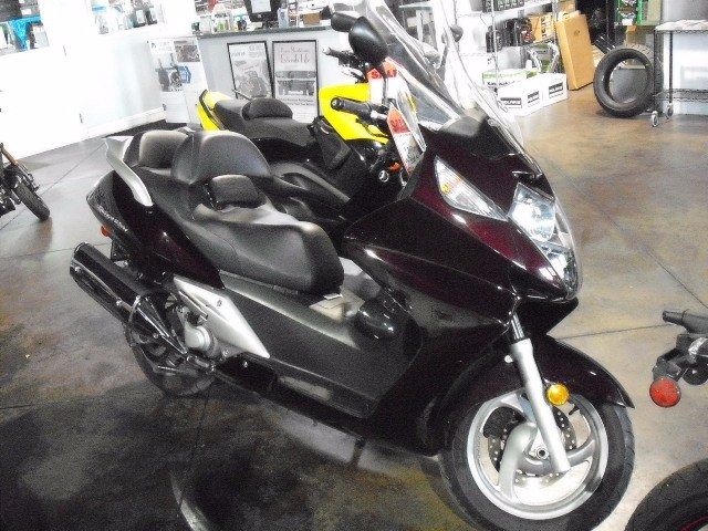 2004 Honda Silver Wing in Highland, Illinois
