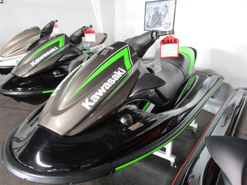 2017 Kawasaki stx15f in Highland, Illinois