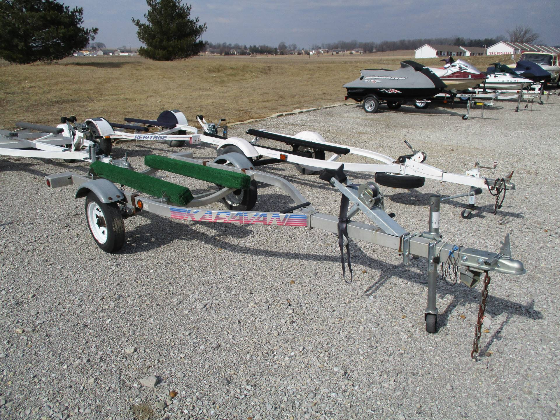 1994 Karavan Trailers js trailer in Highland, Illinois