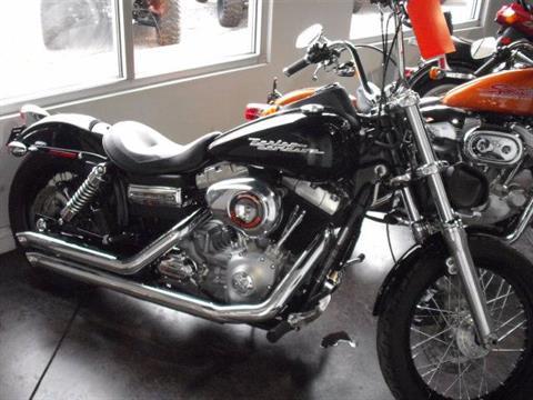 2009 Harley-Davidson Dyna Street Bob in Highland, Illinois