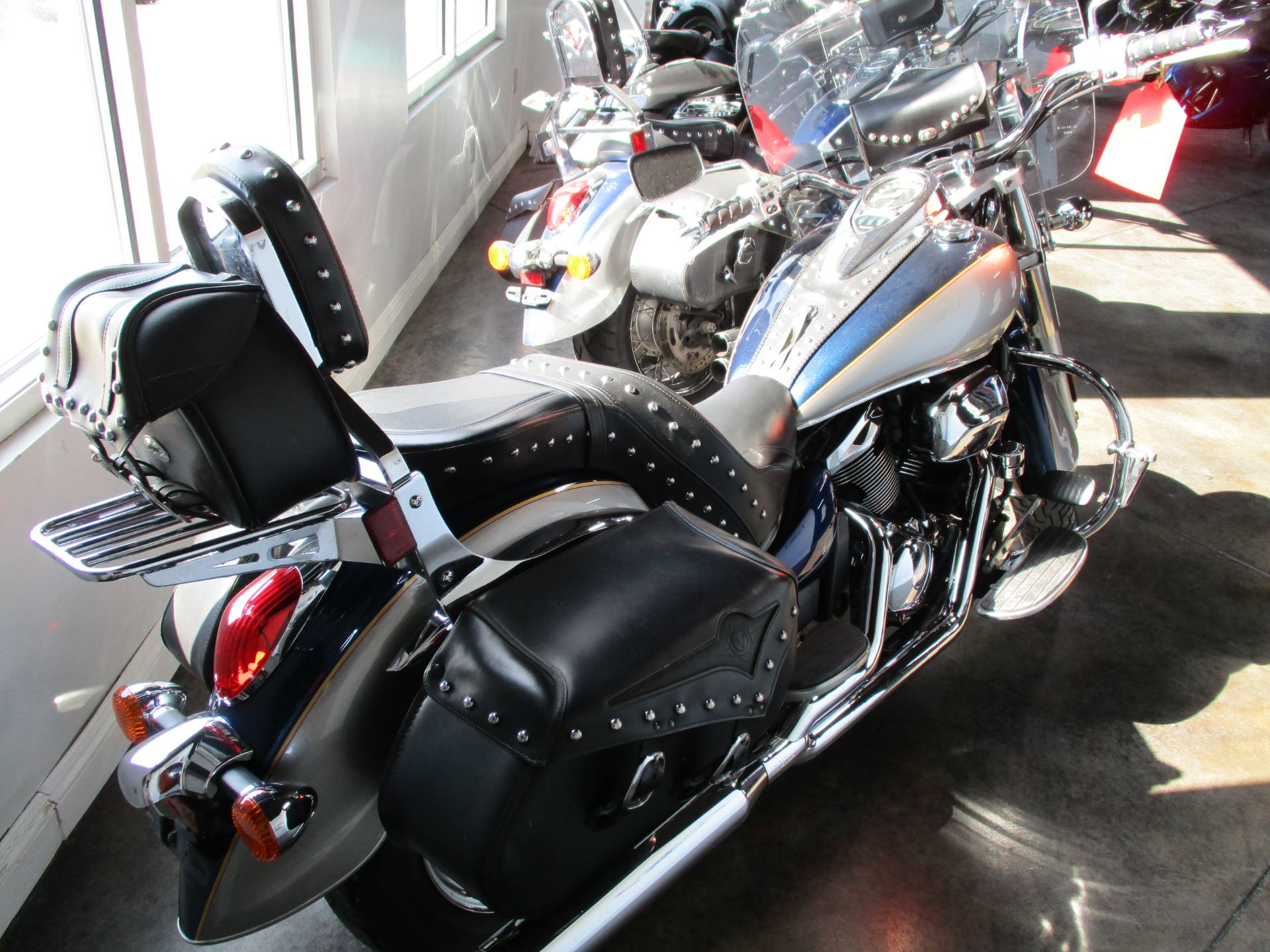 2006 Kawasaki 900 vulcan lt in Highland, Illinois