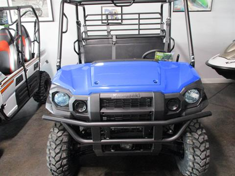 2018 Kawasaki mule pro fxt in Highland, Illinois