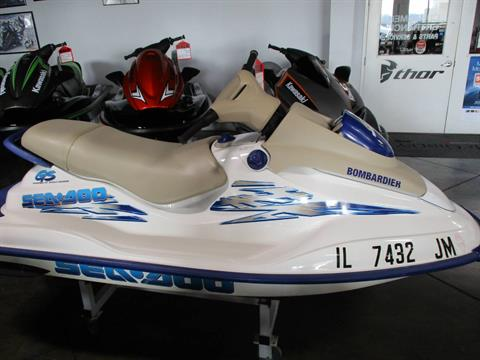 2001 Sea-Doo GS in Highland, Illinois