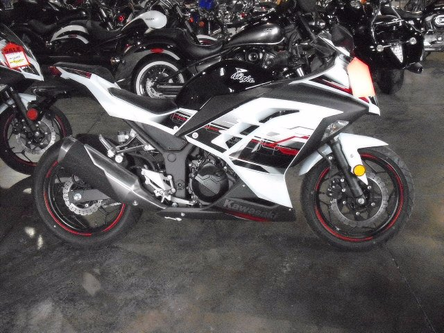 2014 Kawasaki Ninja® 300 SE in Highland, Illinois
