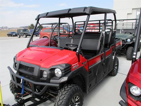 2017 Kawasaki mule pro fxt le in Highland, Illinois