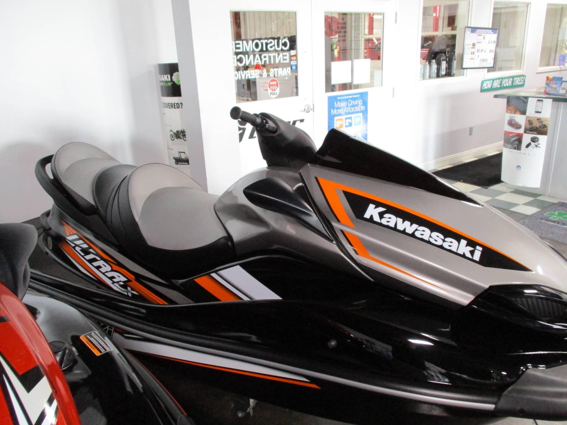 New 2018 Kawasaki ultra lx Watercraft McGinley Kawasaki located in ...