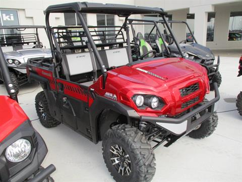 2018 Kawasaki mule pro fxr in Highland, Illinois
