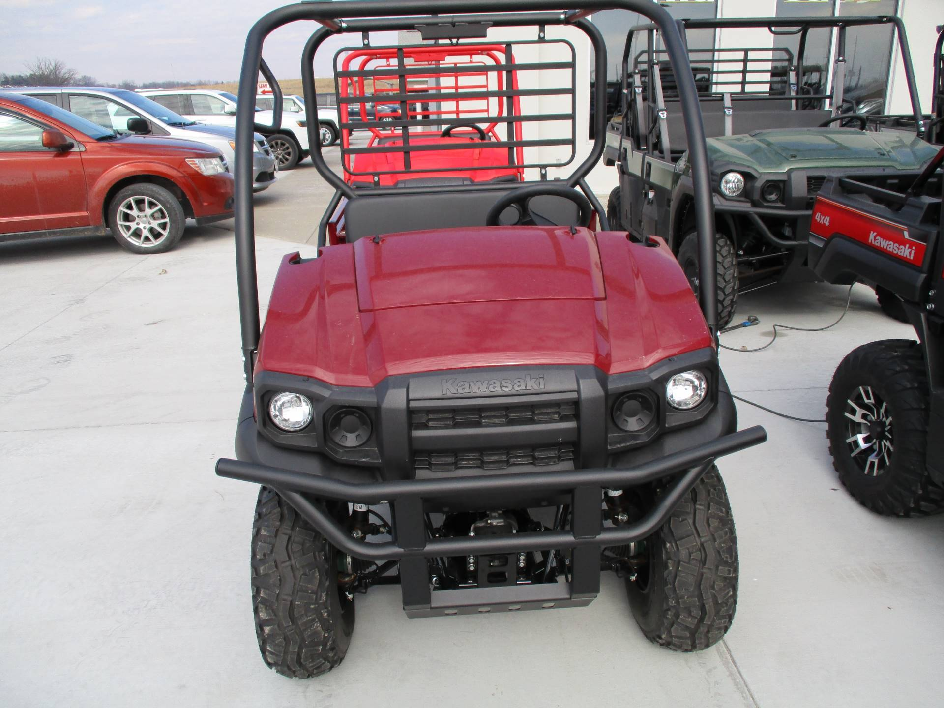 2018 Kawasaki mule sx in Highland, Illinois