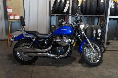 2012 Honda Shadow® RS (VT750RS) in Highland, Illinois