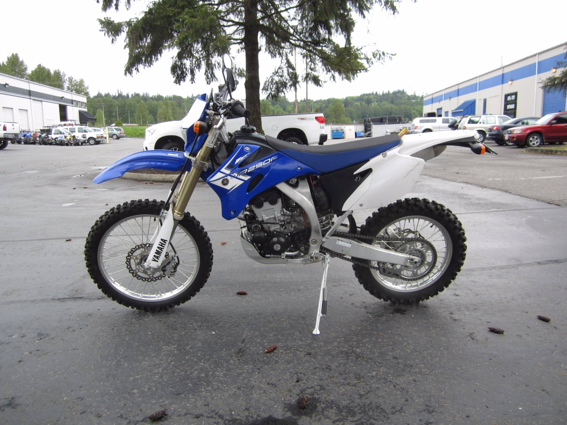 2013 Yamaha WR250F in Monroe, Washington