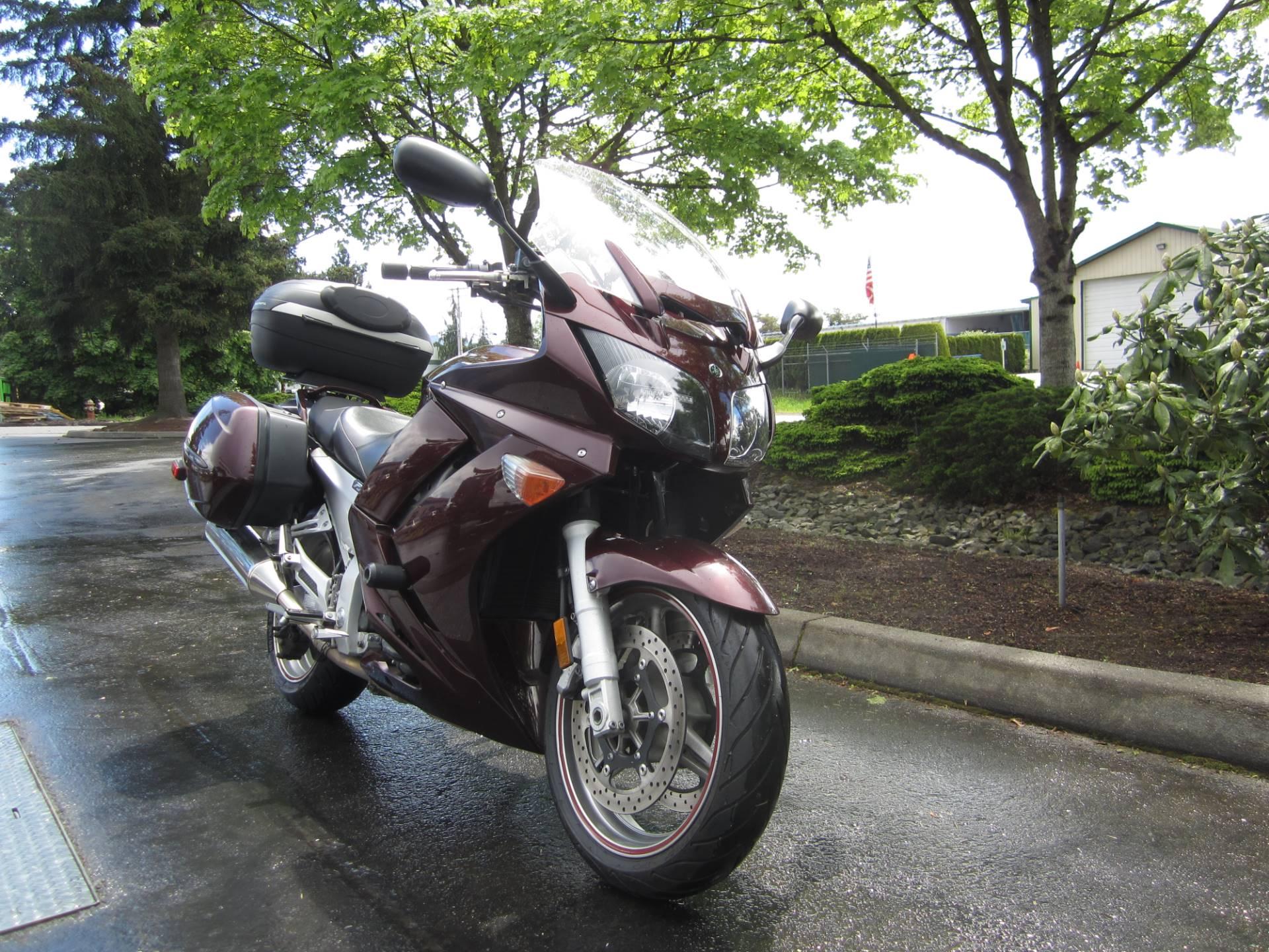 2007 Yamaha FJR 1300A 4