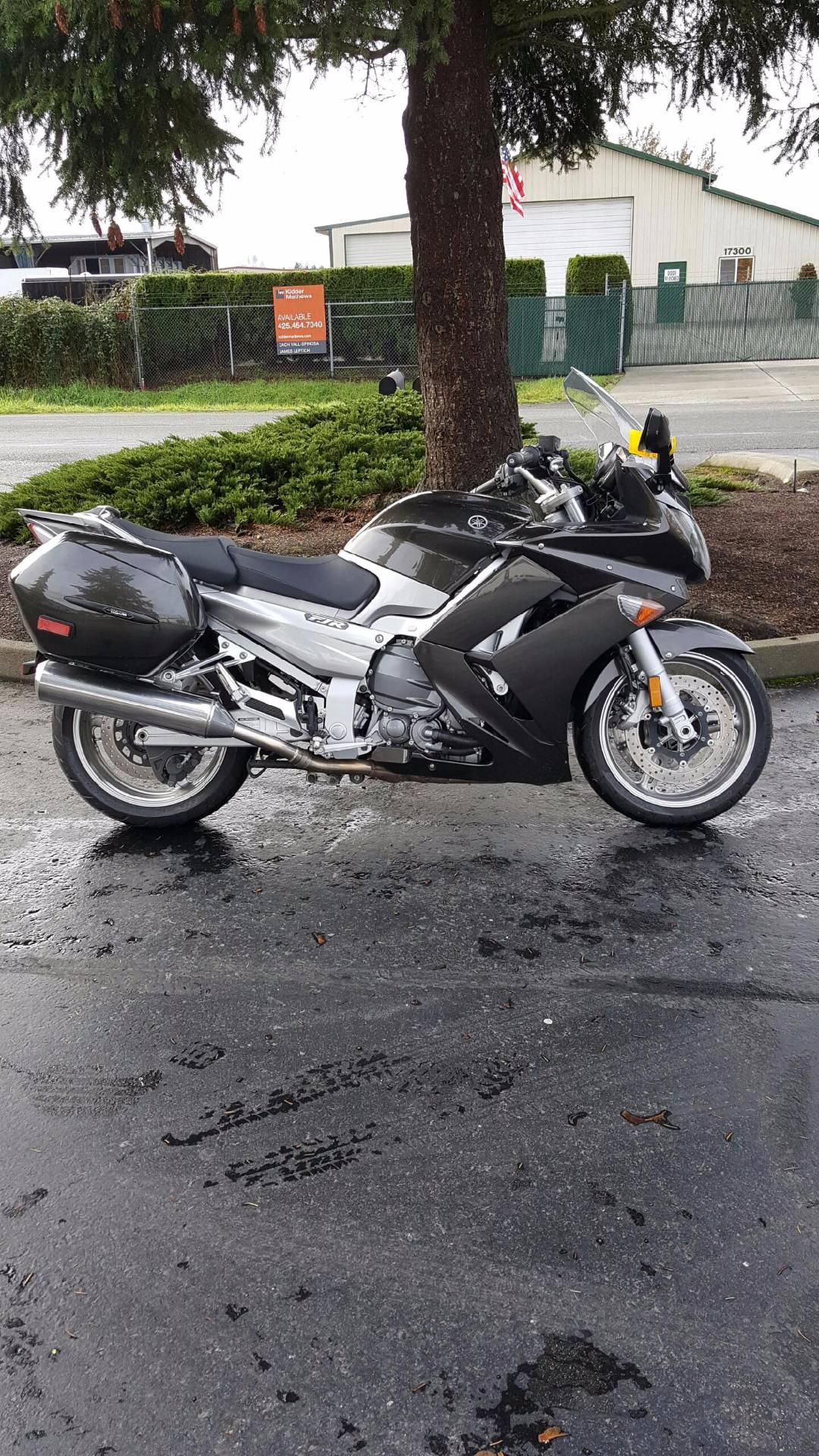 2009 Yamaha FJR 1300A for sale 3341