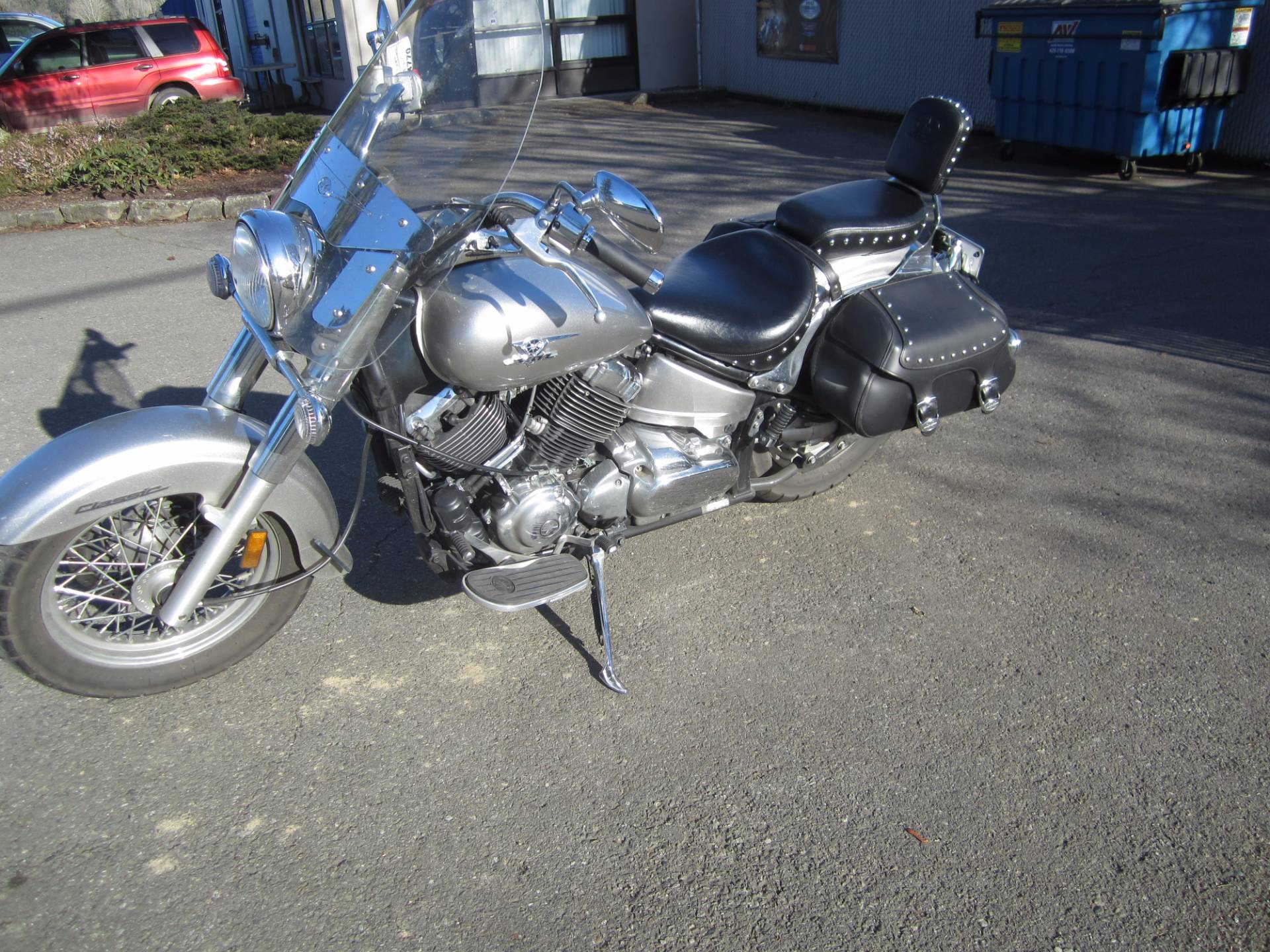 2008 Yamaha V Star® Silverado® in Monroe, Washington
