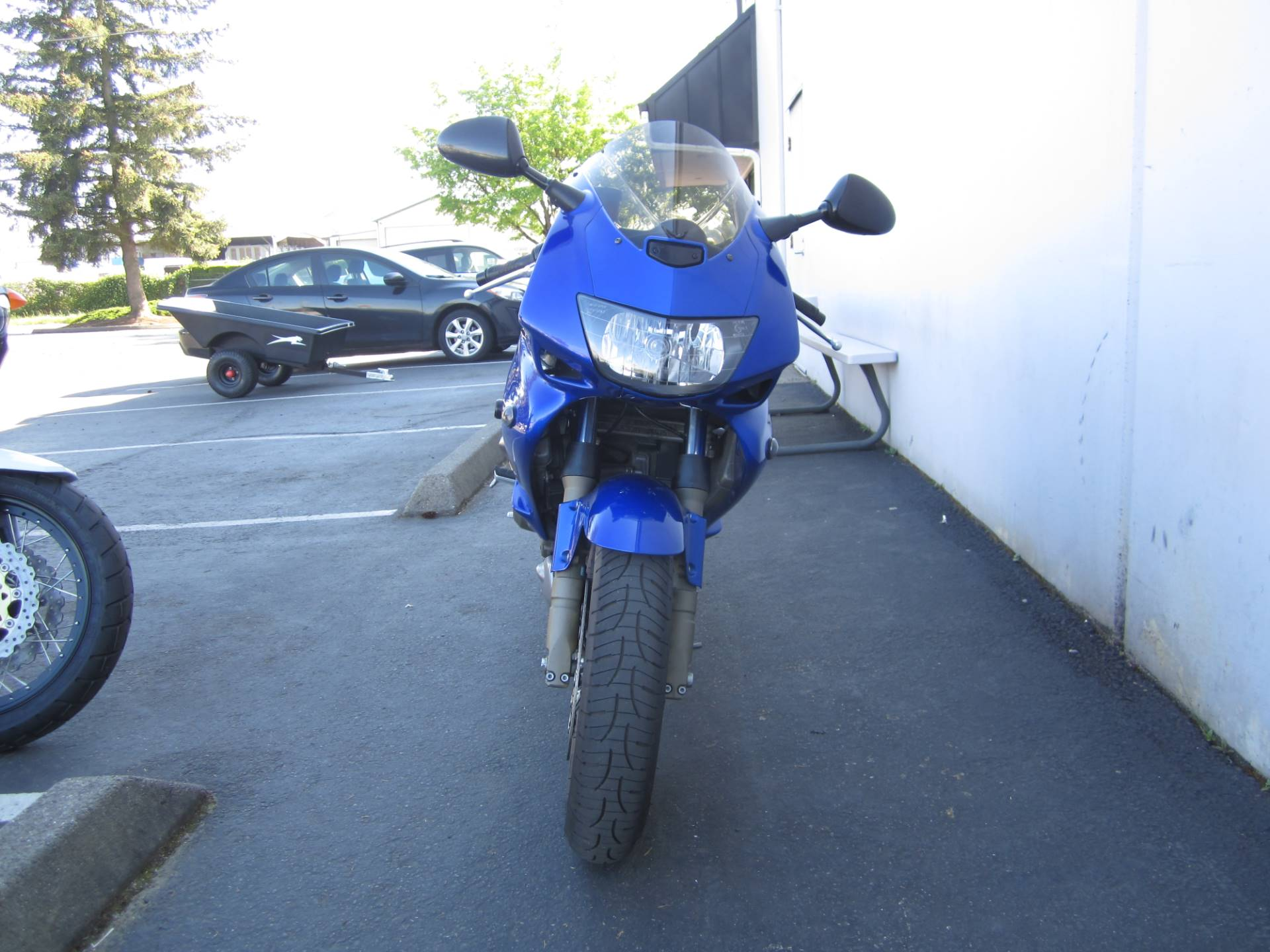 2003 Honda Super Hawk in Monroe, Washington