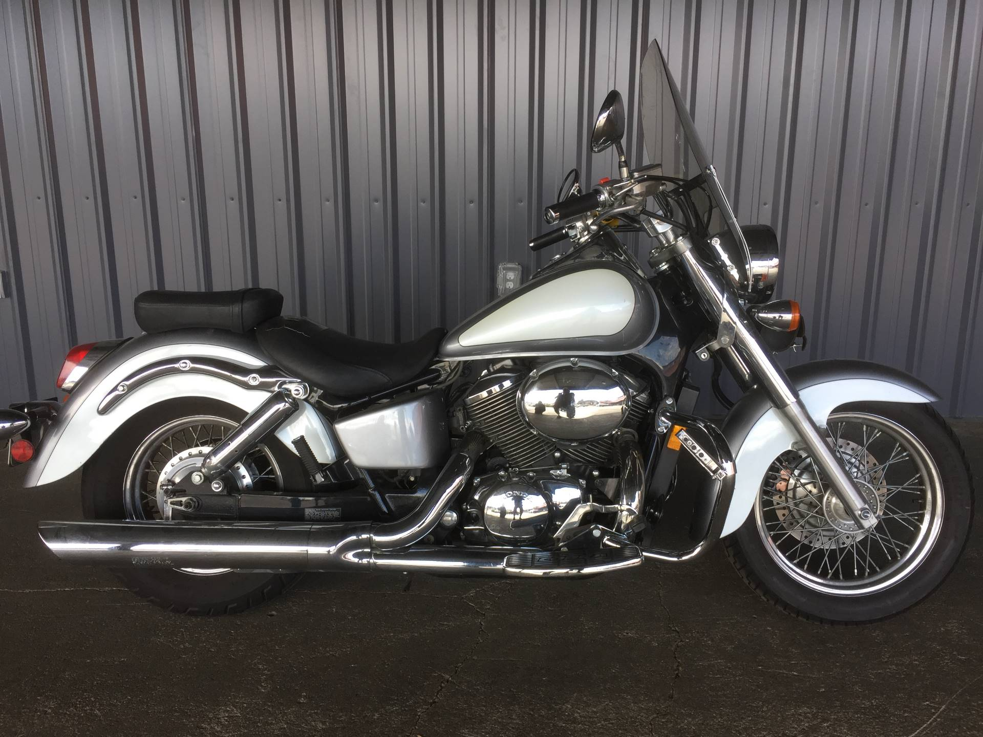 2008 Honda Shadow Aero® in Monroe, Washington