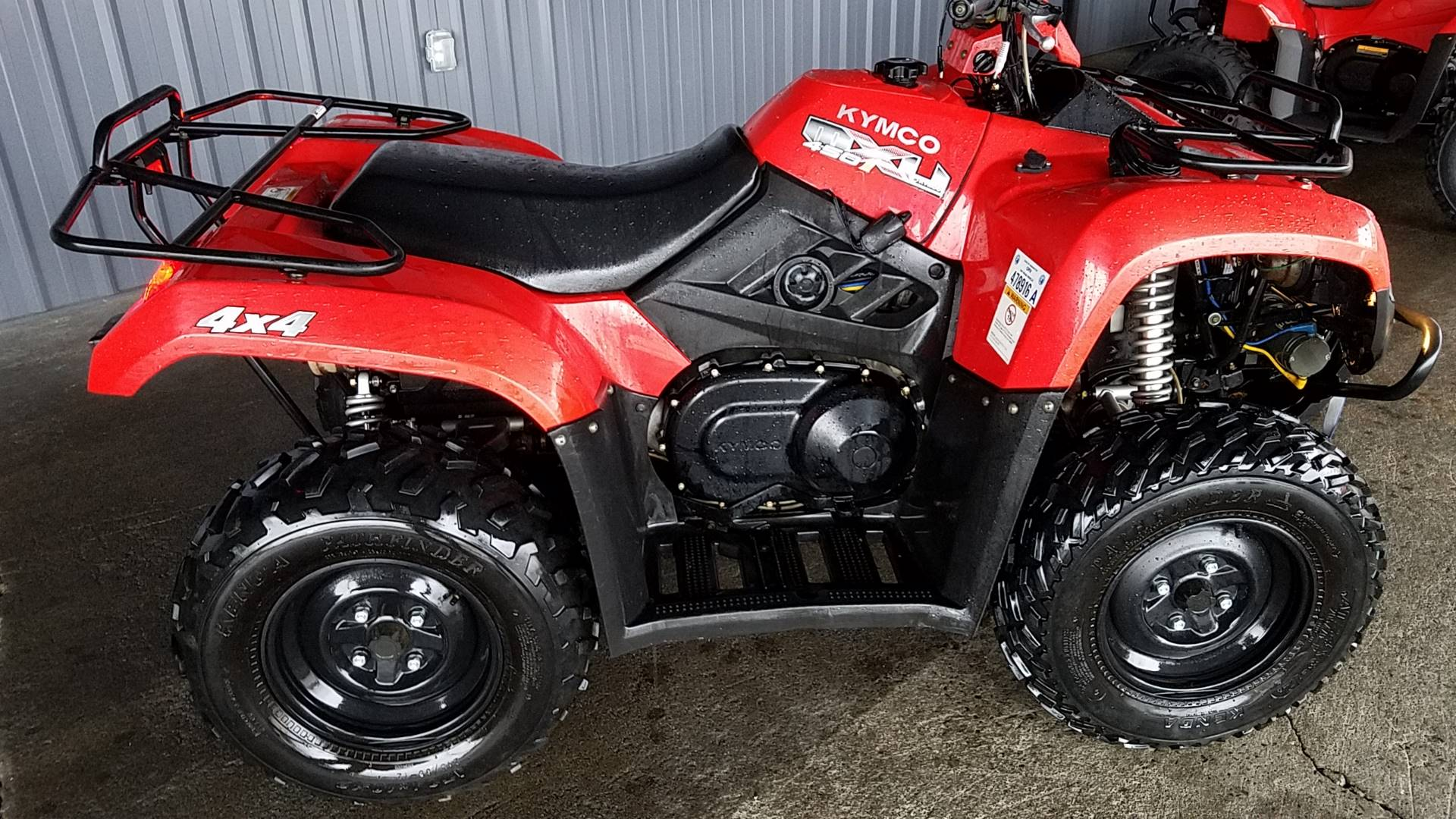 2012 Kymco MXU 450i in Monroe, Washington