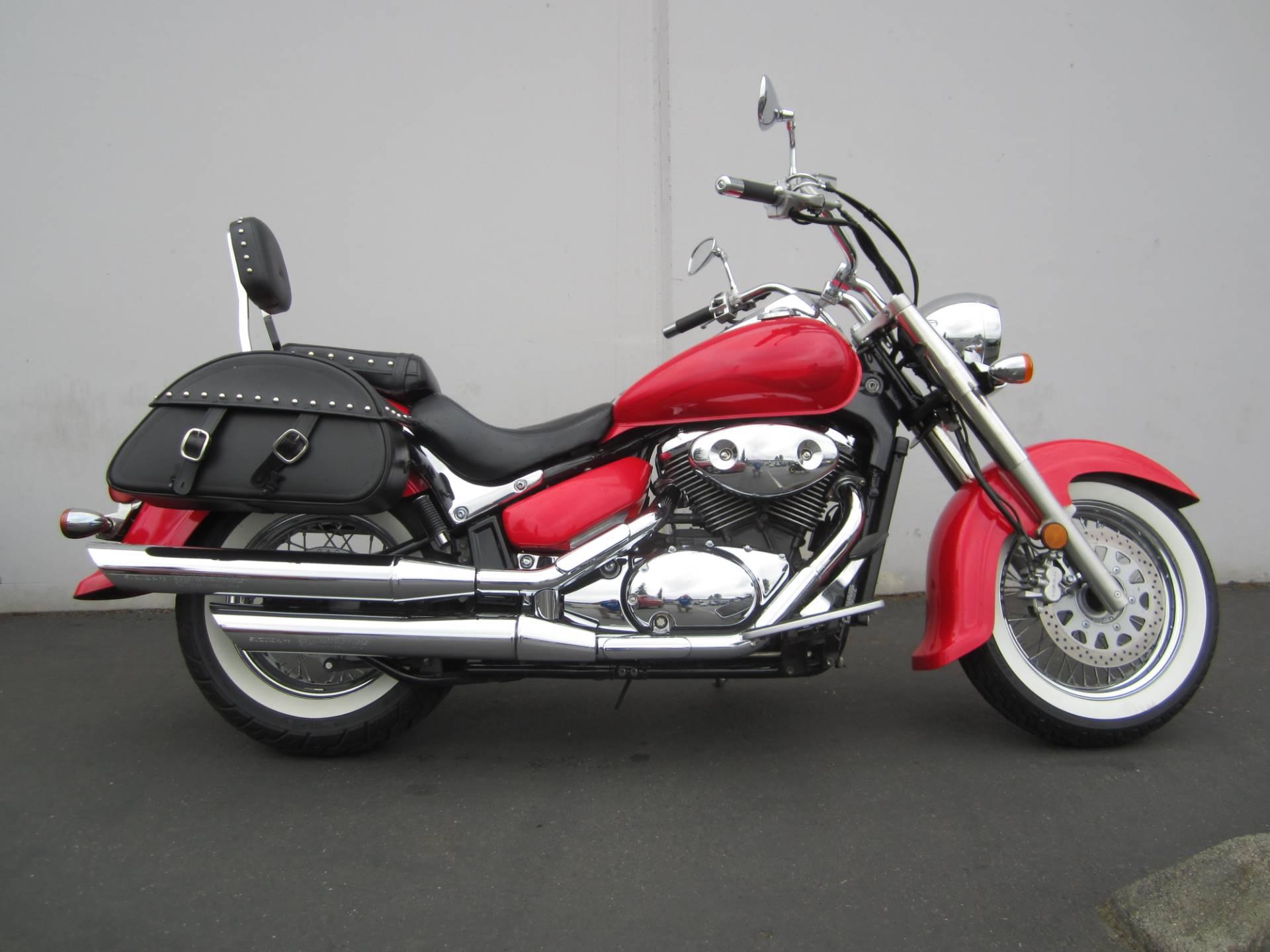 used 2005 suzuki boulevard c50 limited motorcycles in monroe wa. Black Bedroom Furniture Sets. Home Design Ideas