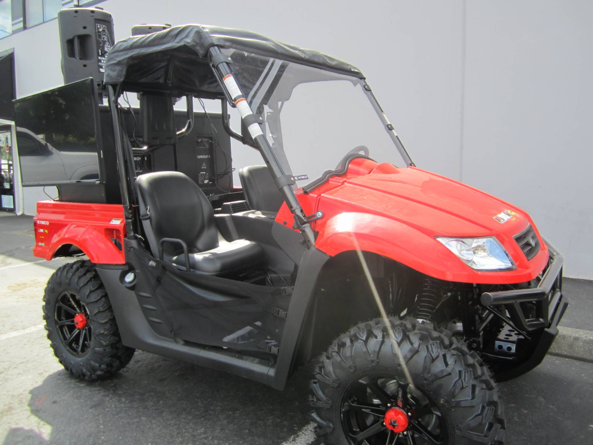 2015 Kymco UXV 500i G in Monroe, Washington