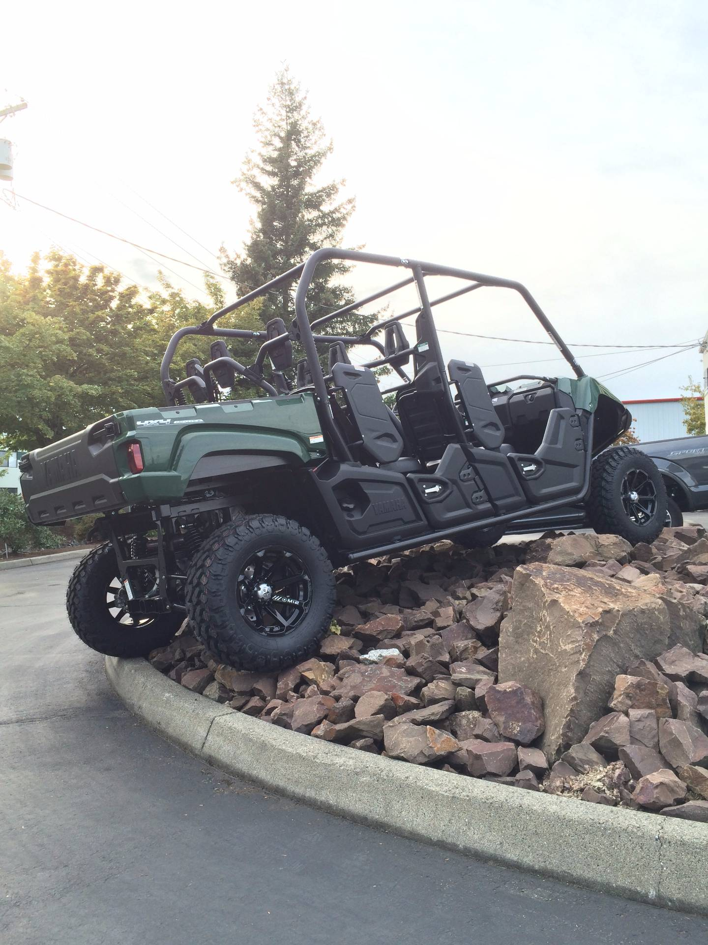 2016 Yamaha Viking VI in Monroe, Washington