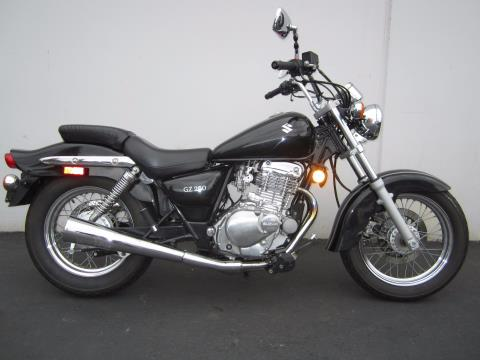 2006 Suzuki GZ250 in Monroe, Washington