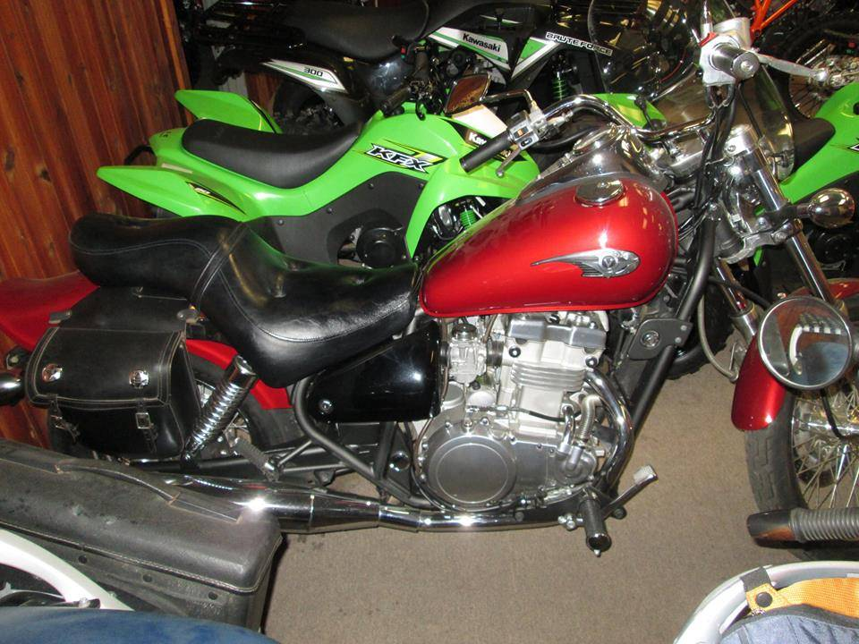 2009 Kawasaki Vulcan® 500 LTD in Mishawaka, Indiana