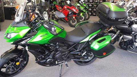 2015 Kawasaki Versys® 650 LT in Mishawaka, Indiana
