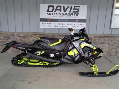 2019 Polaris 800 Switchback Assault 144 SnowCheck Select in Delano, Minnesota