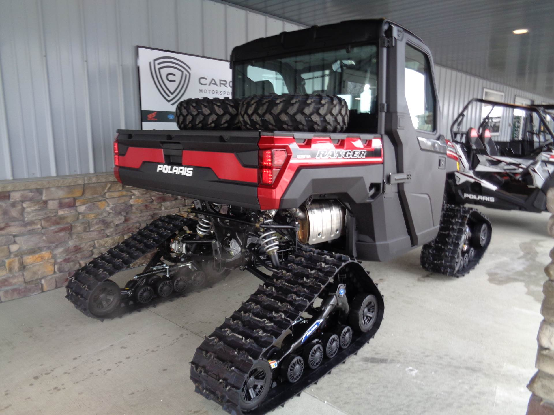 2018 Polaris Ranger XP 1000 EPS in Delano, Minnesota